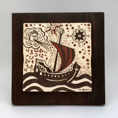 socarrat artesano barco y viento