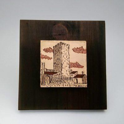 Socarrat torre mora Alcàsser