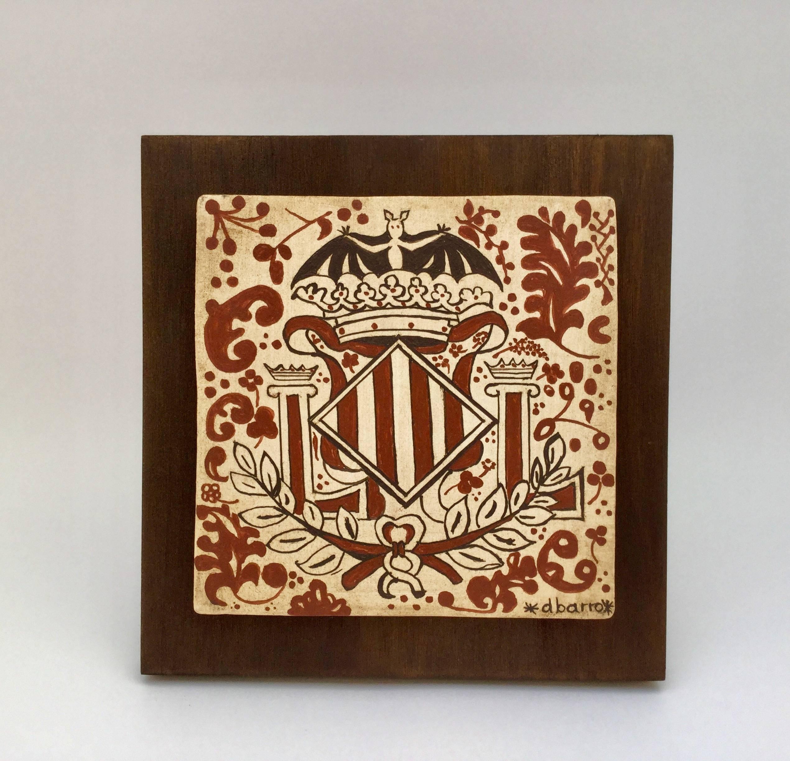 socarrat artesano escudo valencia