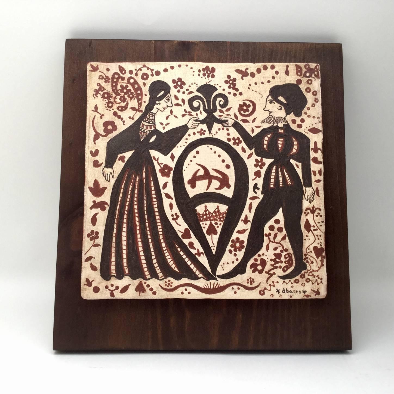 socarrat medieval enamorados