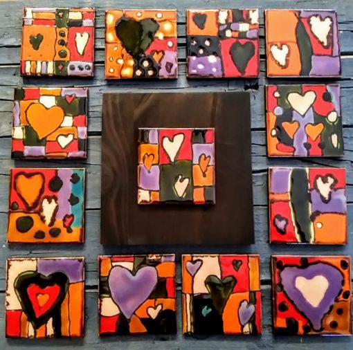 Regalos artesanos para enamorados