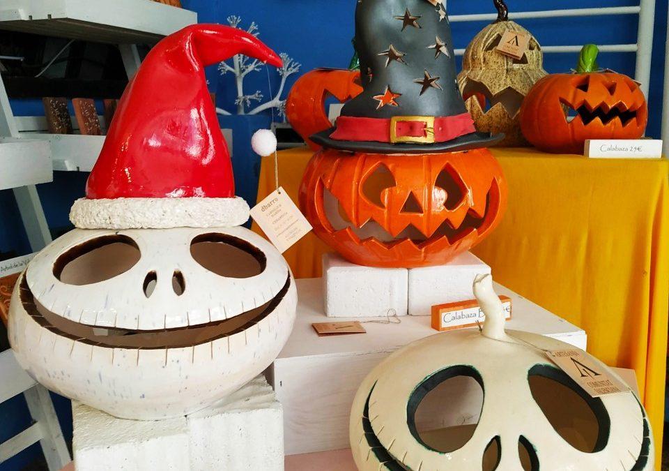 Calabazas especiales Halloween